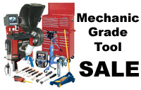 Mechanic Grade Tools SALE